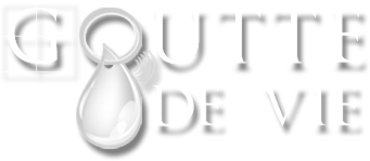 Goutte de vie lille Marketing logo